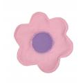 Magnet Kytička růžová malá