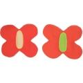 Dekorace Louka - motýlek oranžový