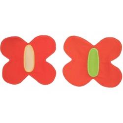 Magnet Louka - motýlek oranžový