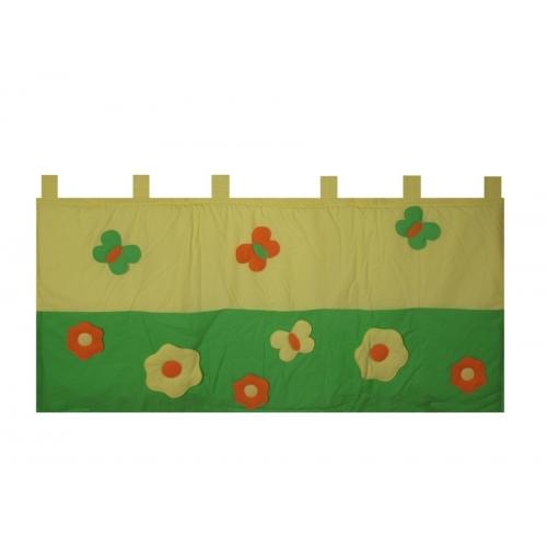 Kapsář za postel Louka 150cm