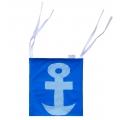 Sedák Námořník - kotva světlá