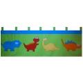 Kapsář za postel Dinosauři 200cm