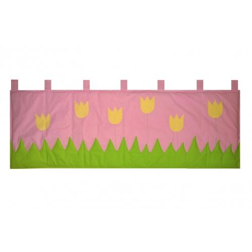 Kapsář za postel Tulipán 200cm