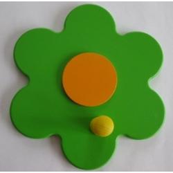 Věšáček Kytička zelená